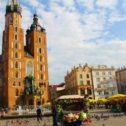 Schoolreis naar Krakau. Een must voor de Europese historie